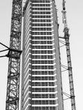 Moderna byggnader - serie Arkivfoto