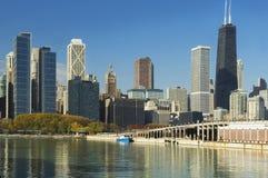 moderna chicago Arkivbilder