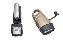 Moderna elektriska torchs Royaltyfria Foton