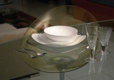 moderna exponeringsglas Arkivbild