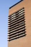 moderna fönster Arkivbild