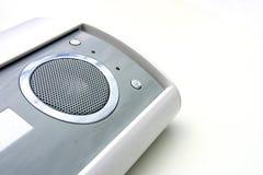 moderna högtalare Royaltyfria Bilder