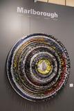 Moderna Istanbul Art Show 2016 Arkivfoton