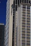 Moderna kommersiella kontorsbyggnader i Sydney Arkivbild
