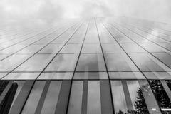 Moderna kontorsbyggnader i London Southwark - LONDON - STORBRITANNIEN - SEPTEMBER 19, 2016 Fotografering för Bildbyråer