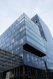 Moderna kontorsbyggnader i Manchester Arkivfoto