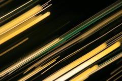 moderna kulöra linjer för bakgrund Arkivbild