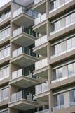 moderna lägenheter Royaltyfria Bilder
