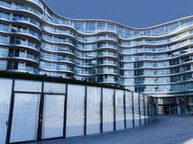 moderna lägenheter Royaltyfri Bild