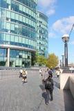 Moderna London Royaltyfri Fotografi