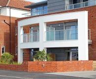 Moderna lyxiga lägenheter Royaltyfri Fotografi