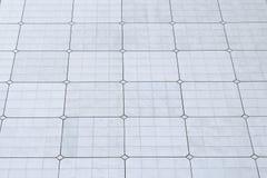 Moderna marmortegelplattor Royaltyfri Foto