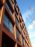 Moderna moderna byggnader Royaltyfria Bilder