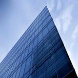 moderna nya skyskrapor för byggnadsaffär Royaltyfri Fotografi