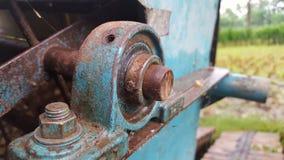 Moderna risplockningmaskiner arkivbilder