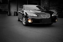 moderna sedansportar Fotografering för Bildbyråer