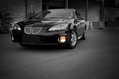 moderna sedansportar Royaltyfri Fotografi