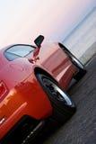 moderna sportar för bil Arkivbilder