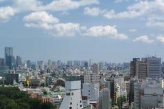 Moderna Tokyo Japan Arkivfoto