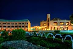 Moderne Ägypten-Hotelarchitektur Lizenzfreies Stockfoto