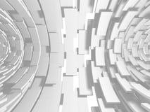 Moderne abstracte geometrische model minimalistic achtergrond Stock Afbeelding
