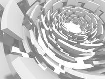 Moderne abstracte geometrische model minimalistic achtergrond Royalty-vrije Stock Foto