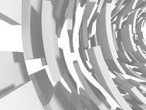 Moderne abstracte geometrische model minimalistic achtergrond Stock Foto