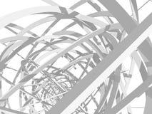 Moderne abstracte geometrische model minimalistic achtergrond Royalty-vrije Stock Afbeelding