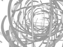 Moderne abstracte geometrische model minimalistic achtergrond Stock Afbeeldingen