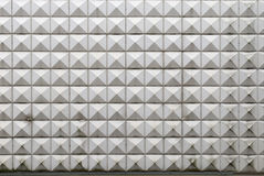 Moderne abstracte muur Royalty-vrije Stock Foto's