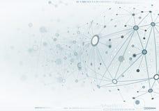 Moderne abstractie Royalty-vrije Stock Afbeelding