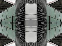 Moderne abstrakte Architektur-Entwürfe lizenzfreies stockfoto