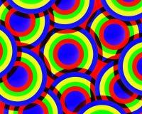Moderne abstrakte Dekor-Malerei Lizenzfreies Stockfoto