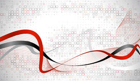 Moderne Achtergrond Vector Illustratie