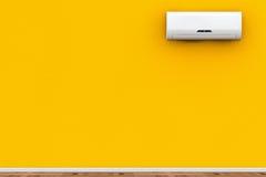 Moderne airconditioner Stock Afbeeldingen