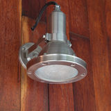 Moderne Aluminiumlamp Royalty-vrije Stock Foto's