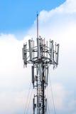 Moderne Antenne für Mobile stockfotografie