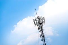 Moderne Antenne für Mobile stockbild