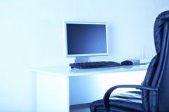 Moderne Arbeitsplätze Lizenzfreie Stockfotografie