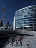Moderne architectuur 1. Stock Foto's