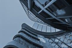 Moderne Architectuur Stock Afbeeldingen
