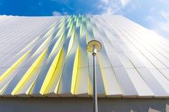 Moderne architectuur Royalty-vrije Stock Afbeeldingen