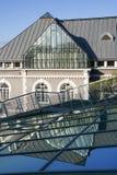 Moderne architectuur Royalty-vrije Stock Foto