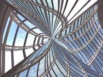 Moderne architectuur Royalty-vrije Stock Foto's