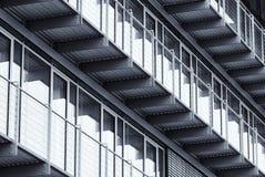 Moderne architectuur stock foto's