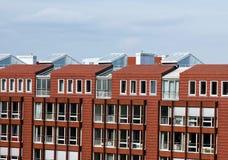 Moderne architectuur Amsterdam Royalty-vrije Stock Afbeeldingen