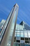 Moderne architectuur bij ` het Dorps` commerciële gebied, Peking, China Stock Fotografie
