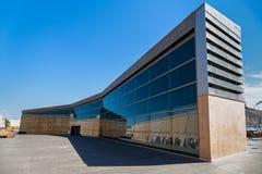 Moderne Architectuur Cartagena Spanje Stock Afbeelding