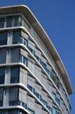 Moderne architectuur: de bureau bouw Royalty-vrije Stock Fotografie