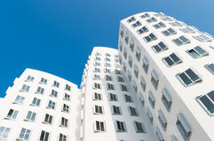 Moderne architectuur in Duitsland Stock Afbeeldingen